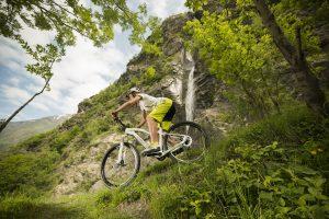 CascateNovalesa e Mountain Bike Novalesa
